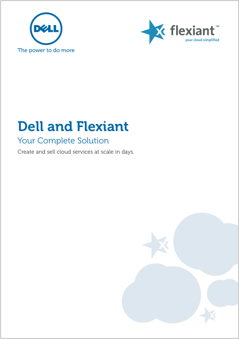 Dell and Flexiant Download