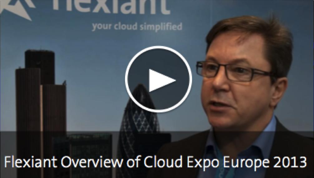 Flexiant Cloud Expo Review