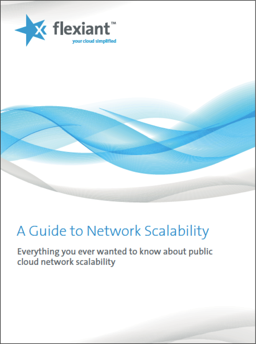 Cloud Network Scalability