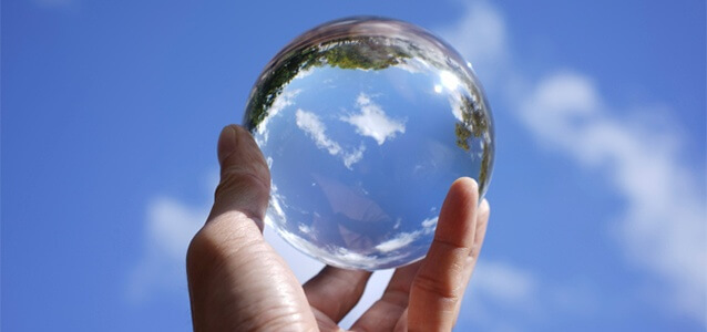 Cloud Crystal Ball