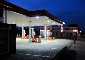 Image provided by crabchick Petrol Station