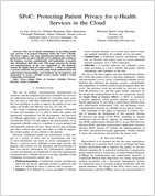 e-Health Services in the Cloud