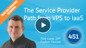 From VPS to IaaS