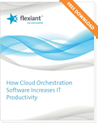 How Cloud Orchestration Software Increases IT Productivity
